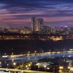 تلال سبارو . . . اعلى نقطة في موسكو