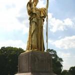 تمثال في حديقة جاكسون، شيكاغو - 82420