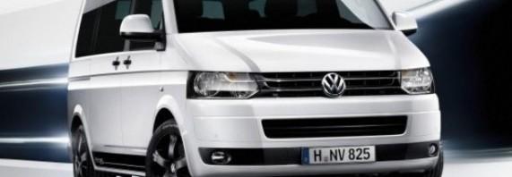 باص فولكس فاجن مالتيفان 2014 Volkswagen Multivan