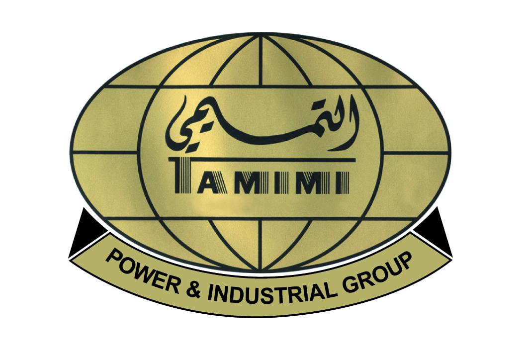 شعار مجموعة التميمي