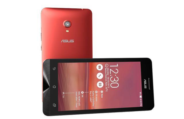 "يعمل بنظام اندرويد "" كيت كات "" اسوس زين فون 4 - Asus Zenfone 4"