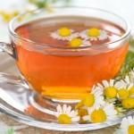 فوائد شاي البابونج