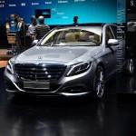 كشف عنها في معرض ديترويت الدولي للسيارات 2015 - Mercedes S600