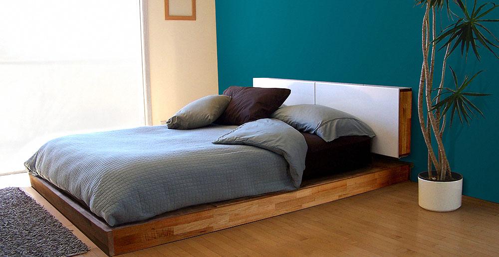 طلاء غرف نوم بدهانات جوتن باللون البترولي المرسال