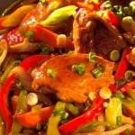طاجن الدجاج بالخضروات - 96462