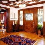 مدخل بأرضيات خشبية - 96130