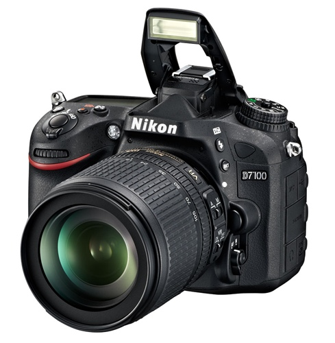 نيكون دي 7100 – Camera Nikon D7100