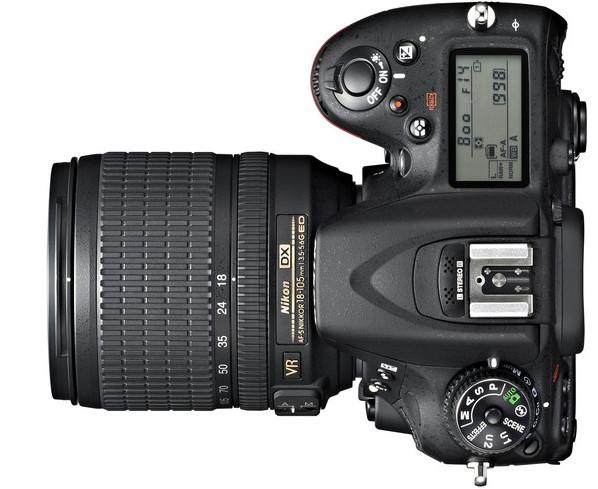 مواصفات كاميرا نيكون 7100 اسعار