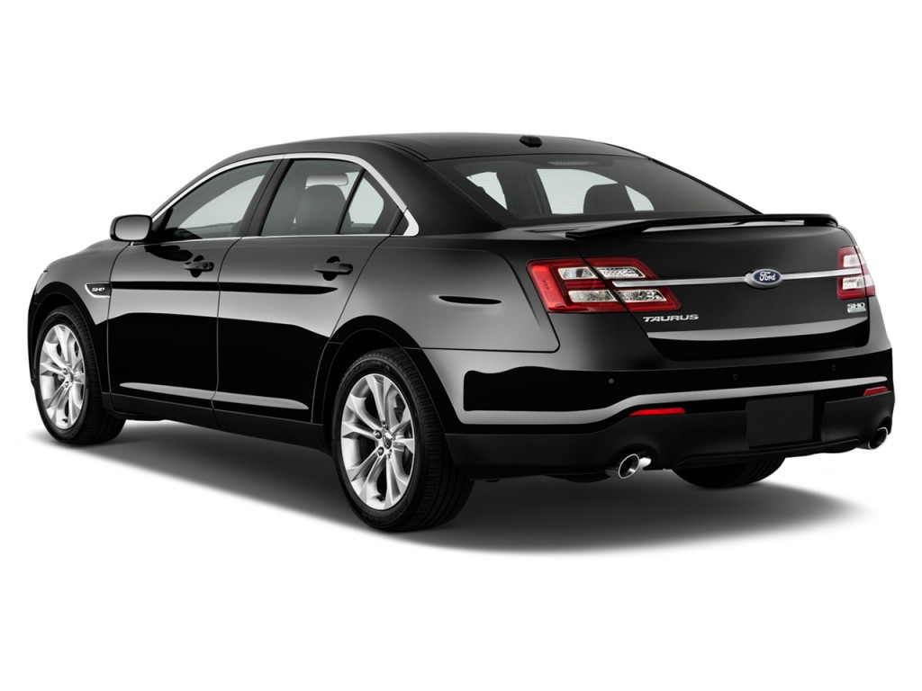 Ford Taurus Sedan Sho 2014 المرسال