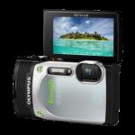 كاميرا إحترافيه رخيصة اوليمبوس Camera Olympus TG-850