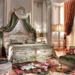 غرف نوم من اثاث ايطالي