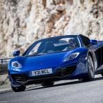 سيارة كشف غالية ماكلارين 12 سي سبايدر 2014 McLaren 12C Spider