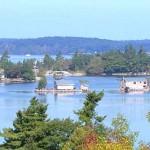 بحيرة اونتاريو الكندية