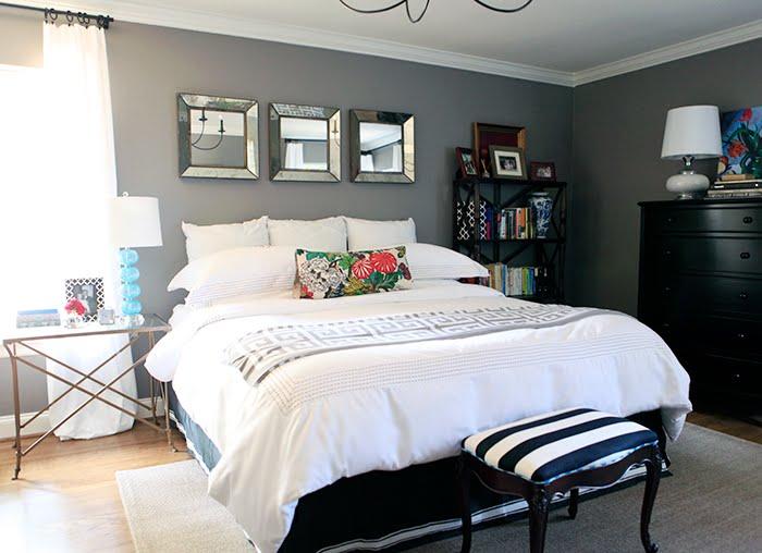 غرفه رمادية اللون | المرسال