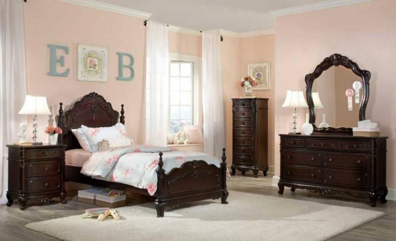 غرف نوم شباب كلاسيك | المرسال