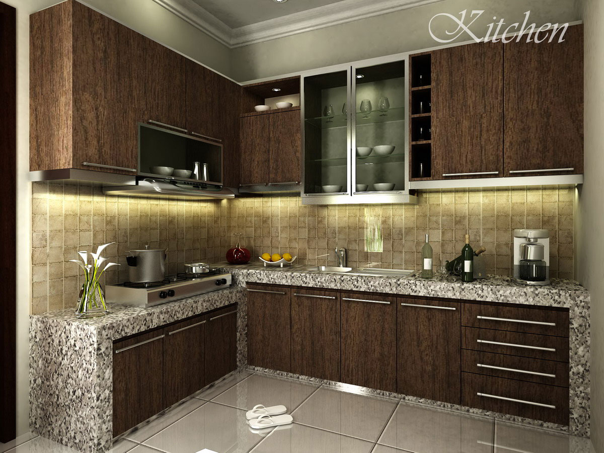 for Kitchen design layout ideas for small kitchens