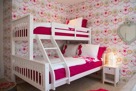غرفة أطفال للمساحات الصغيره | المرسال