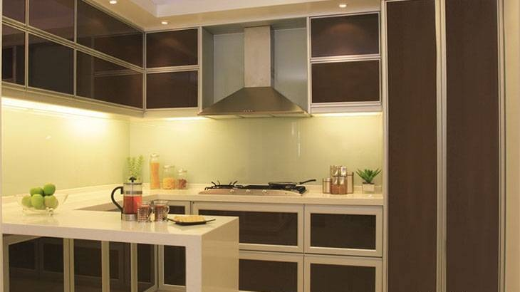 beautiful designs aluminium kitchens kitchen cabinet suitable hdb