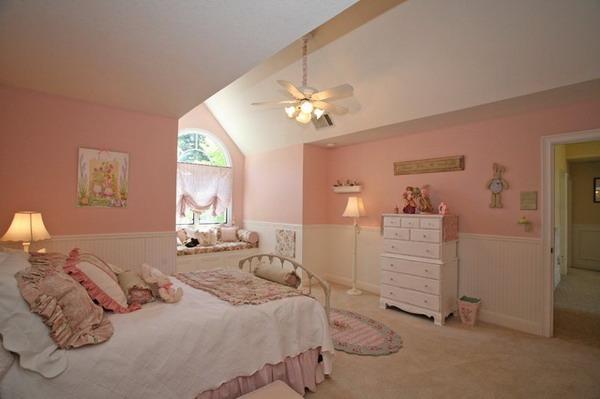غرف نوم باللون الخربزي | المرسال