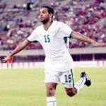 عبده عطيف في منتخب السعودية