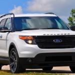 صور و سعر اكسبلورر سبورت 2014 Ford Explorer Sport