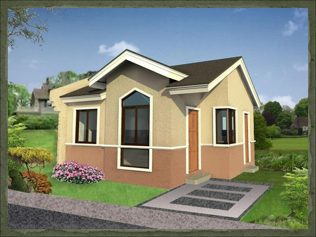 Contemporary model bungalow houses philippines joy for Affordable bungalow house plans