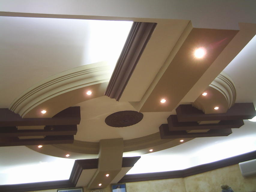 gypsum board design