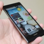 من معرض MWC جوال هواوي اسيند بي 7 - Huawei Ascend P7