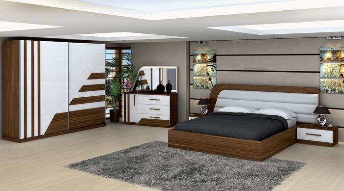 سرير تفصيل بغرف نوم في جدة | المرسال