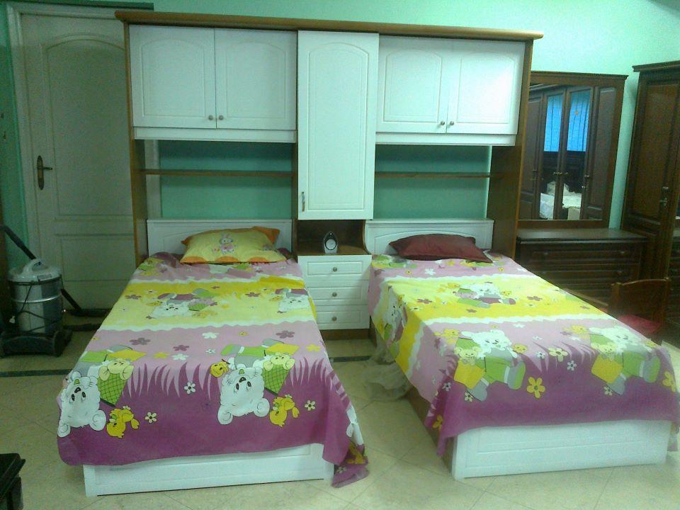 غرف نوم اطفال تفصيل في جدة | المرسال