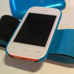 جديد جوالات الكاتيل وان تاتش بوب فيت Alcatel One Touch Pop Fit