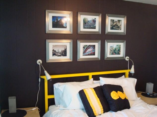 اروع موديلات لغرف نوم باللون الاسود | المرسال