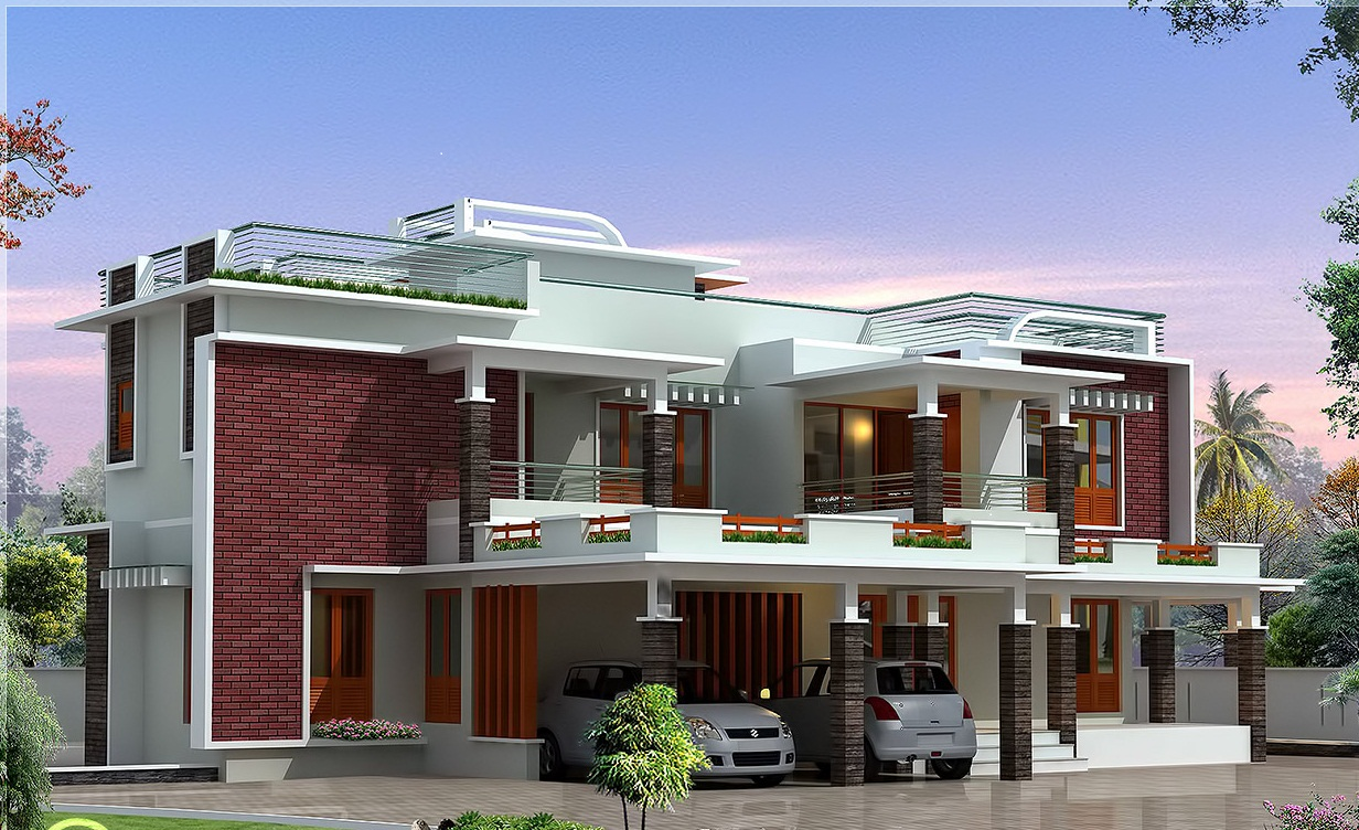 for Contemporary house plans 2015