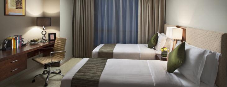 موديلات غرف نوم من سريرين في قطر | المرسال
