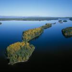 بحيرة نيبجون ... اكبر البحيرات في اونتاريو الكندية