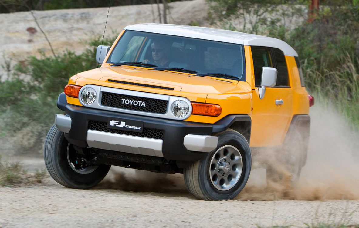 2014 toyota fj cruiser trail teams for sale autos post. Black Bedroom Furniture Sets. Home Design Ideas