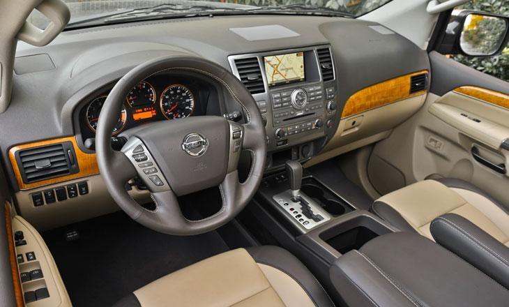 ������� ����� ������ ����� ٢٠١٤ 2013_Nissan_Armada_4_dash.jpg