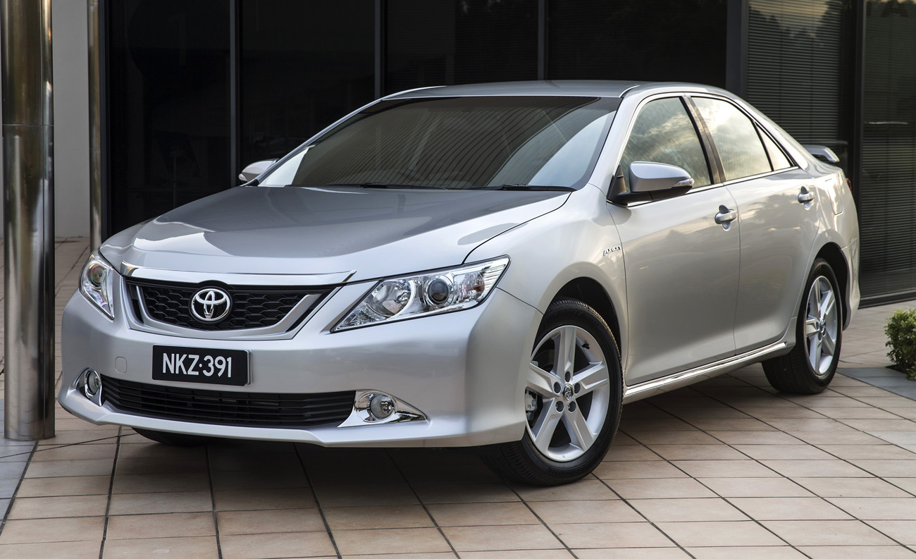 2014 Toyota Aurion SE | المرسال