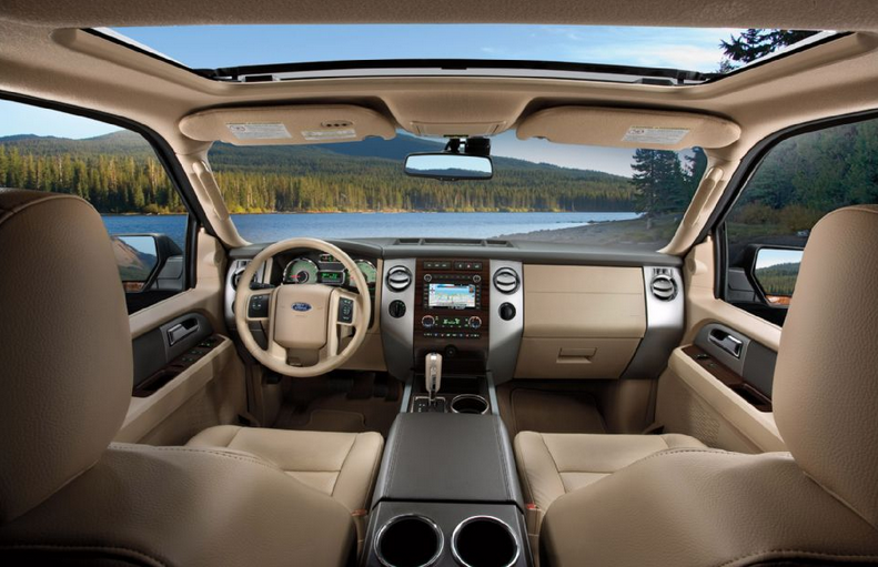 صور و سعر فورد اكسبدشن ليمتد Ford Expedition Limited 2015