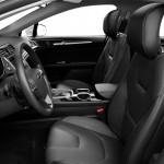 المقاعد الامامية للسيارة فورد فيوجن تيتانيوم فل كامل 2014