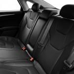 المقاعد الخلفية للسيارة فورد فيوجن تيتانيوم فل كامل 2014