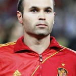 Andres Iniesta football player - 106827