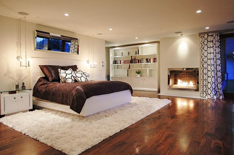 ارضيات باركيه بغرفة نوم مثالية | المرسال