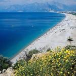 شاطئ كونيالتي في انطاليا