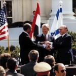 معاهدة السلام المصرية الإسرائيلية .. كامب ديفيد