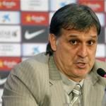 استقالة مارتينو عن تدريب نادي برشلونة