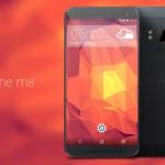 جوال اتش تي سي الجديد HTC One M8