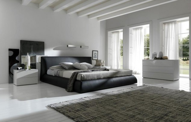 ������� ������ ٢٠١٤ ������ ������ Ikea-black-bed-design-ideas-pictures-for-men-634x405.jpg