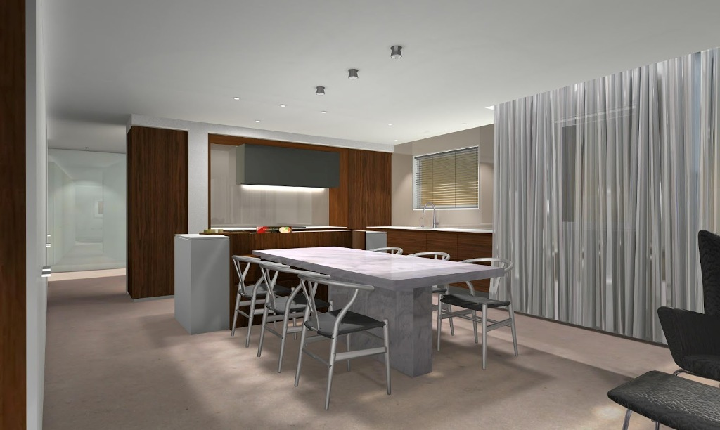 ������ ������� ������ 2015 Kitchen-in-Modern-villa.jpg
