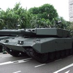 دبابة الفهد 2 . . . دبابة ليوبارد 2